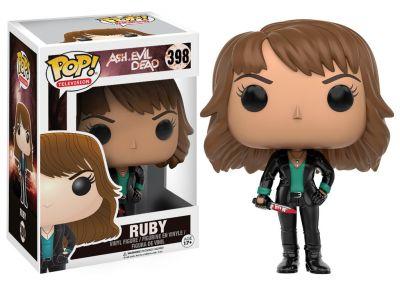 Ash kontra martwe zło - Ruby