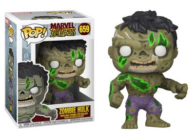 Marvel Zombies - Hulk