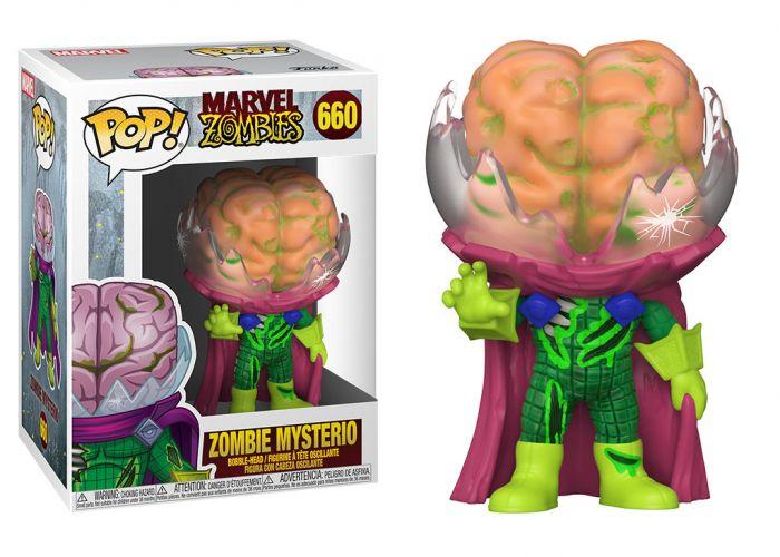 Marvel Zombies - Mysterio