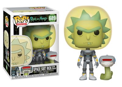 Rick i Morty - Rick 12