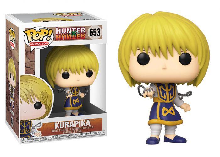 Hunter x Hunter - Kurapika