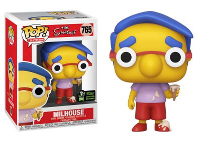 Simpsonowie - Milhouse