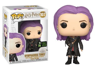 Harry Potter - Nymphadora Tonks