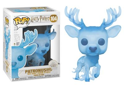Harry Potter - Patronus (Harry Potter)