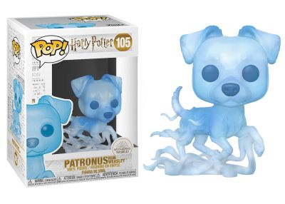 Harry Potter - Patronus (Ron Weasley)