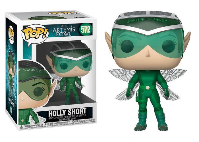 Artemis Fowl - Holly Short
