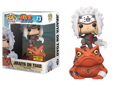 Naruto - Jiraiya na żabie