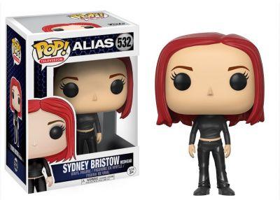 Alias - Sydney Bristow 3
