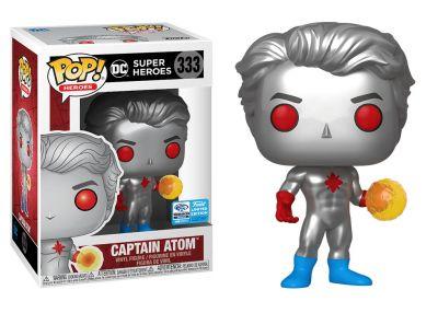 DC - Kapitan Atom