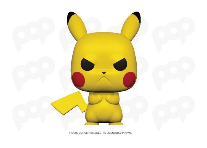 Pokemon - Pikachu 4