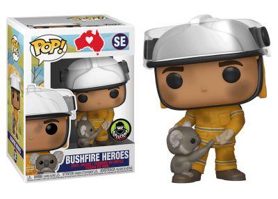 Ikony - Bushfire Heroes