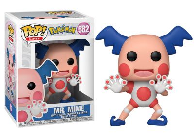 Pokemon - Mr. Mime