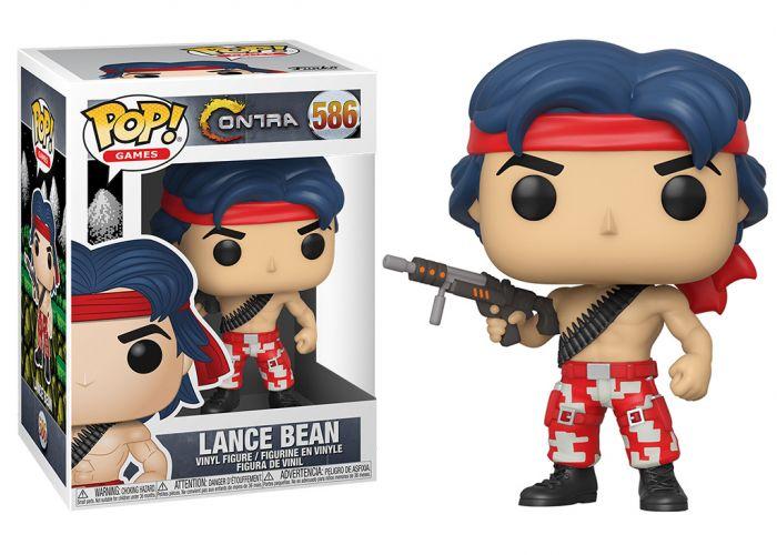 Contra - Lance Bean