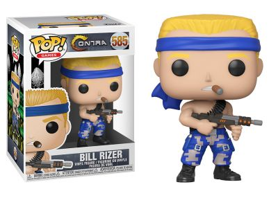 Contra - Bill Rizer