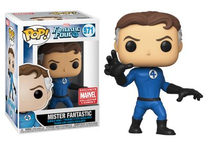 Fantastyczna Czwórka - Mister Fantastic 3