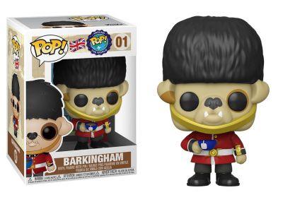 Dookoła świata - Barkingham