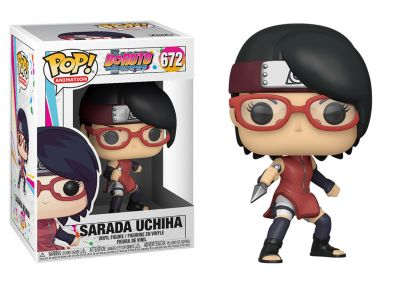 Boruto: Naruto the Movie - Sarada Uchiha