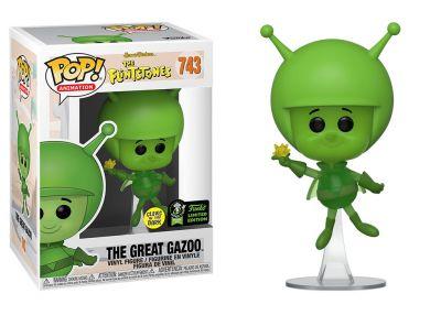 Flintstonowie - Great Gazoo