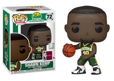 NBA - Shawn Kemp