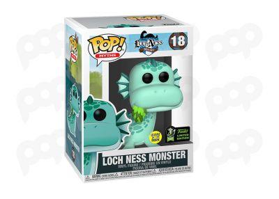 Mit - Potwór z Loch Ness