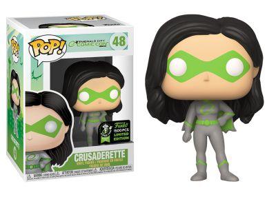 Emerald Comic Con - Crusaderette