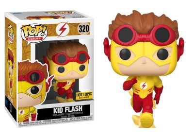 DC - Kid Flash