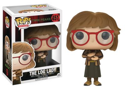 Twin Peaks - Log Lady