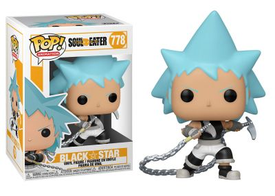 Soul Eater - Black Star