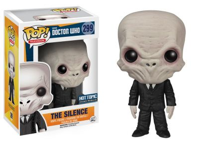 Doctor Who - Silence