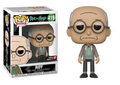 Rick i Morty - Roy