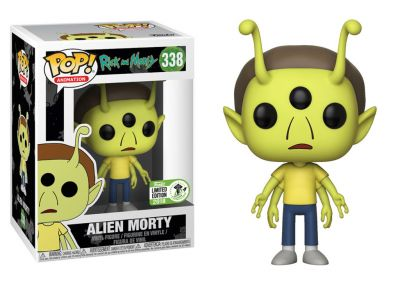 Rick i Morty - Morty 11