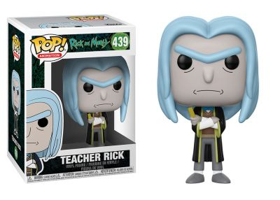 Rick i Morty - Rick 17