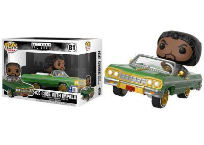 Gwiazdy - Ice Cube w impali