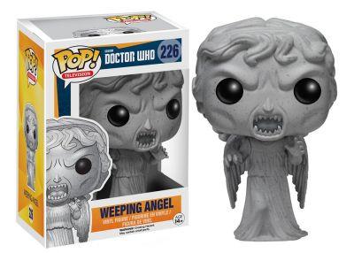 Doctor Who - Płaczący Anioł