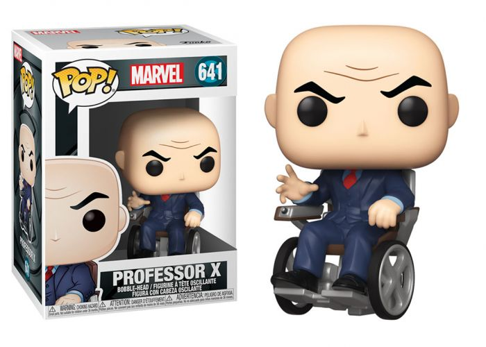 20 rocznica X-Men - Professor X