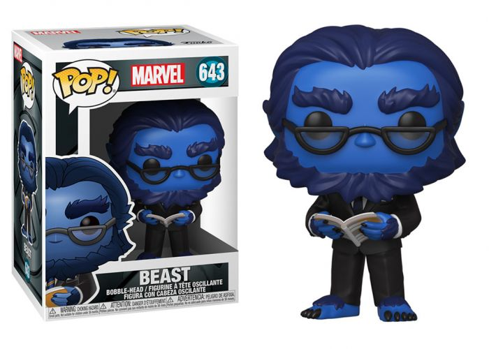 20 rocznica X-Men - Beast