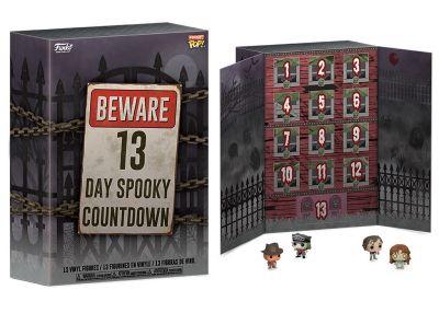 Horror (13 figurek) - Kalendarz
