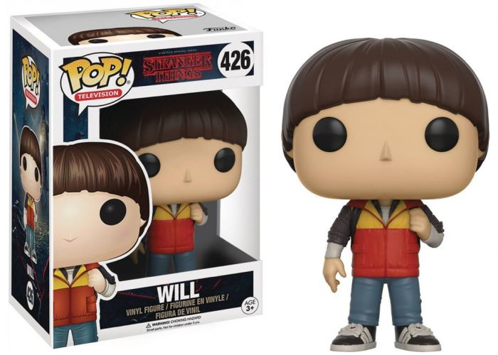 Stranger Things - Will