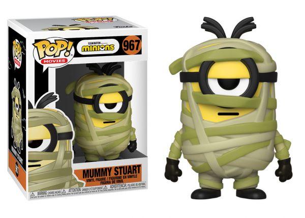 Minionki - Mummy Stuart