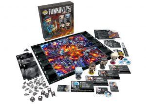 Gra planszowa Funkoverse - Gra o Tron (4 graczy)