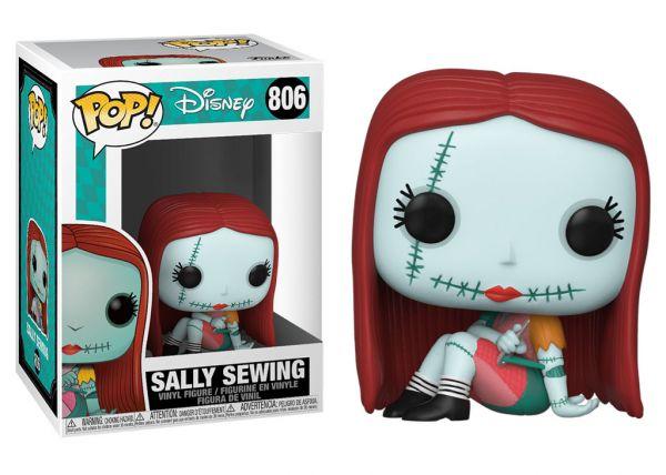 Miasteczko Halloween - Sally 3