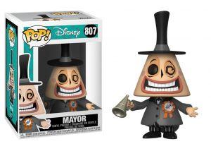Miasteczko Halloween - Mayor