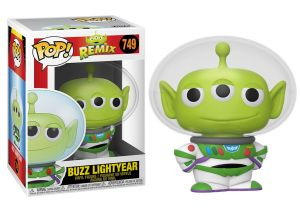 Pixar Alien Remix - Buzz