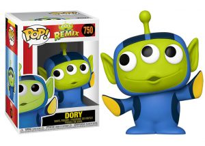 Pixar Alien Remix - Dory