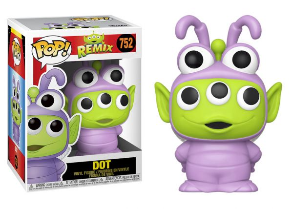 Pixar Alien Remix - Dot