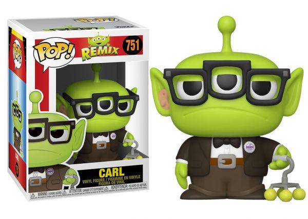 Pixar Alien Remix - Carl