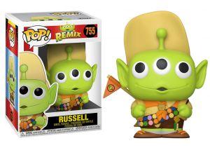 Pixar Alien Remix - Russell