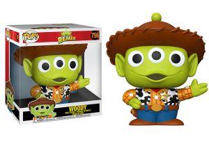 """Pixar Alien Remix - 10"""" Woody"""