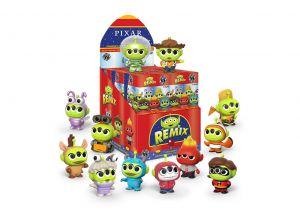 Pixar Alien Remix - Mystery Minis w ciemno