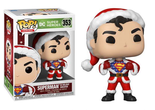 Świąteczne - Superman